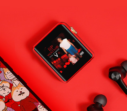 M0无损音乐播放器红金限量版正式上市
